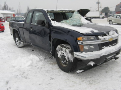 06 07 08 09 CHEVY COLORADO MANUAL TRANSMISSION 2.9L 4X2
