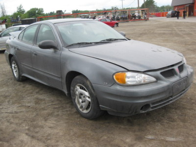 05 GRAND AM AUTOMATIC TRANSMISSION