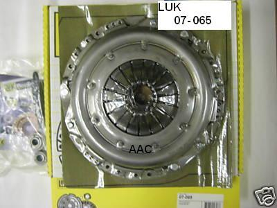 Ford F150F450,Bronco 19831987 Luk CLutch 07065