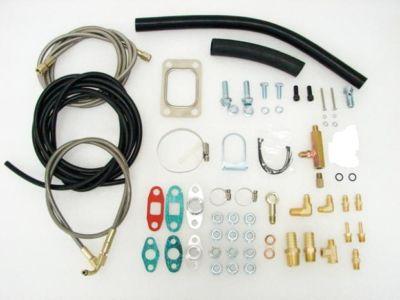 oil line kit for gart turbo charger gt45 gt47 gt55