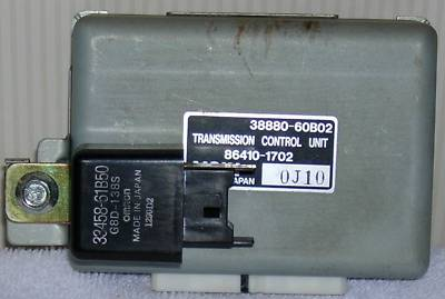 Geo Metro automatic transmission control unit