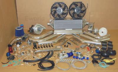 Universal Complete Turbo Kit