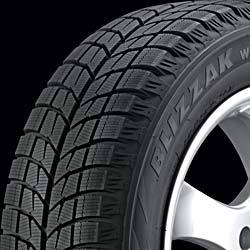4  205/5017 BRIDGESTONE BLIZZAK WS70 Winter Tires