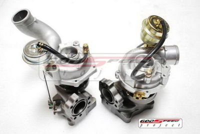 OE REPLACEMENT k04 twin turbo 000102 AUDI RS4 V6 2.7L