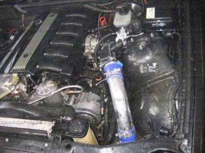 bmw e36 92939495 320/325/328 l6 t3t4 turbo kit 300hp