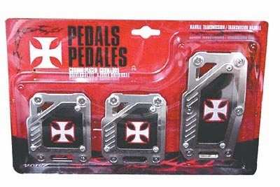 Bully Universal (manual transmission) Pedals