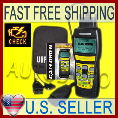 Check Engine Light RESET Auto Scanner Tool Code Reader