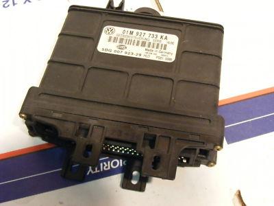 99 00 01 TDI Beetle Golf Trans Control TCM 01M927733JT