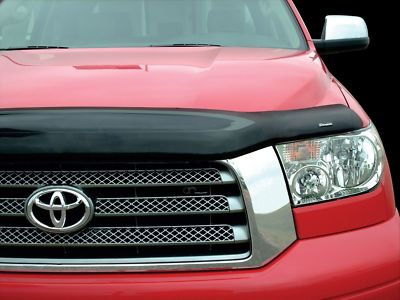 0709 Toyota Tundra Smoked Bug Shield Hood guard