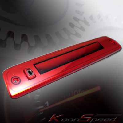 0208 DODGE RAM PICKUP LED 3RD THIRD BRAKE LIGHT RED