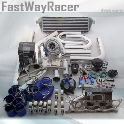 Galant ES Eclipse Spyder GS RS 3G 4G64 T3/T4 Turbo Kit