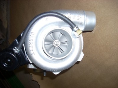 REM TURBO TURBOCHARGER GART FORD FSERIES 4725530900