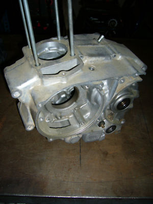 HONDA SL100E SL 100 ENGINE CASES NICE