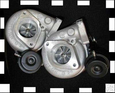 2 NISSAN 300zx Twin Turbo Upgrade Turbochargers NICE