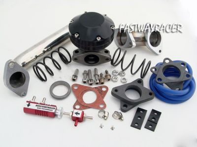 38MM External Turbo Wastegate Integra RS LS GSR B16 B18