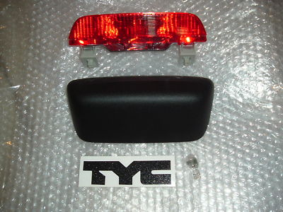 Scion xB OEM 3rd Third Brake Light  Cover  Bulb Decal