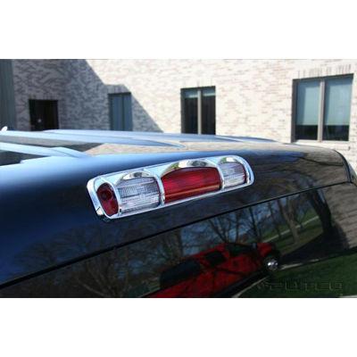 GMC 9906 Sierra Chrome Third Brake Light Cover,