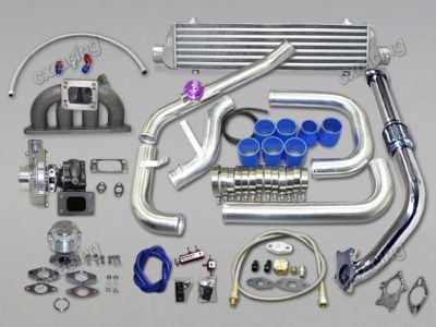 9299 CIVIC SI D16/D15 D SERIES T3/T4 TURBO KIT 2000