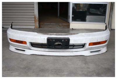 JDM Honda Accord CD6 Front Bumper Lip Mugen VTec ?RARE?