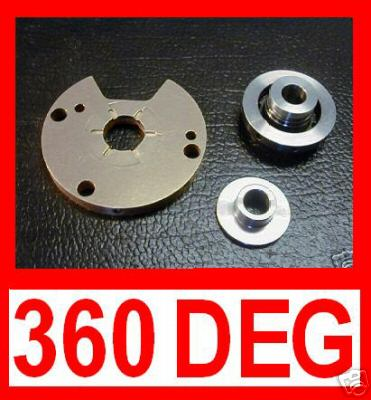 T3 / T4 Super Duty 360 Racing Turbo Thrust Bearing Kit