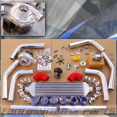 T3/T4 TURBO KIT 9401 INTEGRA BSERIES GSR LS RS GS B18