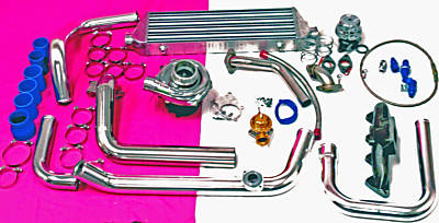 HONDA B PRECISION TURBO KIT ACURA INTEGRA CIVIC B18B16