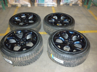 "OEM 20 "" BMW X5 214 WHEELS AND PIRELLI WINTER TIRES"