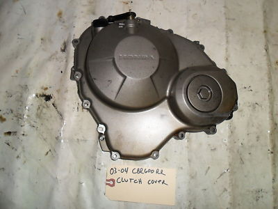 0304 CBR600 RR CBR 600RR CBR600RR CLUTCH ENGINE COVER