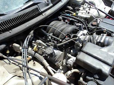 00 CAMARO LS1 ENGINE T56 WS6 300ZX CORVETTE 59K MILES