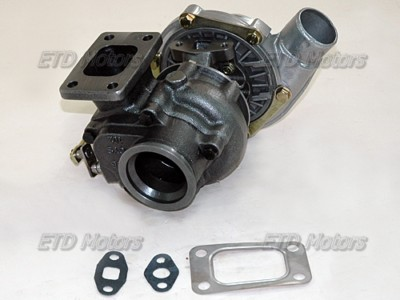 T3 T4 TURBO 350 HP VBand W/ WASTEGATE 8PSI ECLIPSE