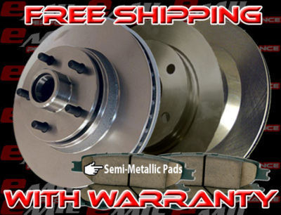 1/90 12/91 Toyota MR2 Turbo OE Front Brake Rotors Pads
