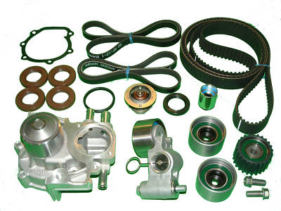Timing Belt Kit Subaru Impreza WRX Turbo 20032005