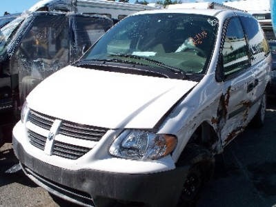 05 06 CARAVAN AUTOMATIC TRANSMISSION 2.4L 4 SPD