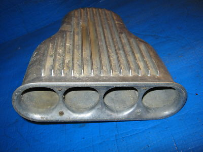 Air Intake Vintage Carburator Scoop Rat Rod Perfect