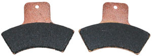 2000 Polaris Magnum 500 4×4 Rear Brakes Rear Brake Pads