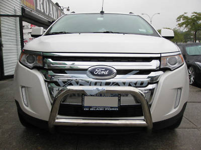 07 08 09 2011 FORD EDGE GRILL GUARD BUMPER BULL BAR S/S