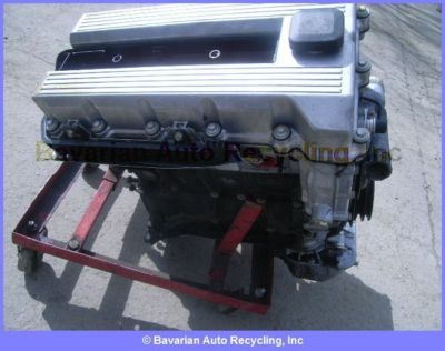 BMW 318i 2DR E30 ENGINE  ASSEMBLY Long Block parts