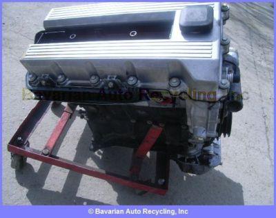 BMW 318i 2DR E30 ENGINE  ASSEMBLY Long Block parts