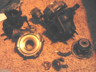Gart M27 gt 17 gt17 turbo with extra parts