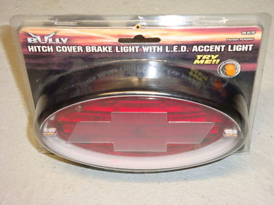 Bully Hitch Chevy Cover LED Brake Light CR 017C