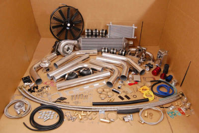 TURBO KIT 9904 AUDI A3 A4 1.8T T3/T4 20V VW golf jetta