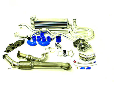 Complete Turbo Kit ACURA RSX DC5 ALL 0205 T3 / T4