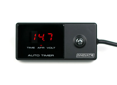 Innovate Auto Timer / Turbo Timer N/A Air Fuel Volt