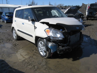10 KIA SOUL MANUAL TRANSMISSION 2.0L W/O SPT SUSP