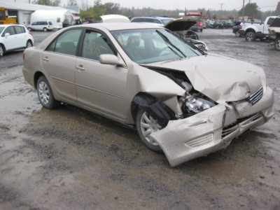 05 06 TOYOTA CAMRY AUTOMATIC TRANSMISSION 4 CYL