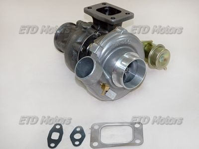T3 T4 TURBO 350 HP VBand W/ WASTEGATE 8PSI Supra MK3