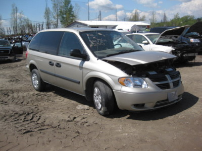 04 05 06 CARAVAN ENGINE 3.3L 6201 VIN R