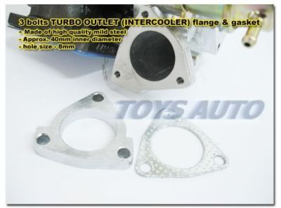 T25 T28 GART TURBO OUTLET INTERCOOLER FLANGE GASKET