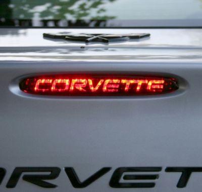 1997 1998 1999 2000 Corvette C5 3rd brake light cover