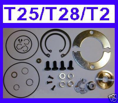 T2  T25  T28 DSM Deluxe Turbocharger Turbo Rebuild Kit